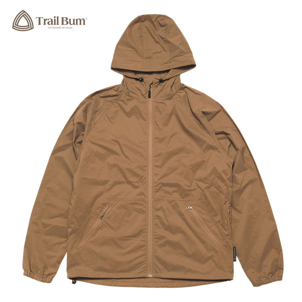 TRAIL BUM トレイルバム DRIFT JACKET EQUILIBRIUM  / SOIL
