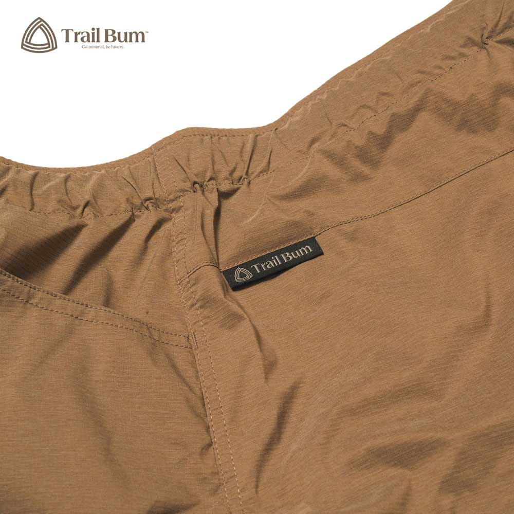 TRAIL BUM トレイルバム BETTER SHORTS EQUILIBRIUM  / SOIL