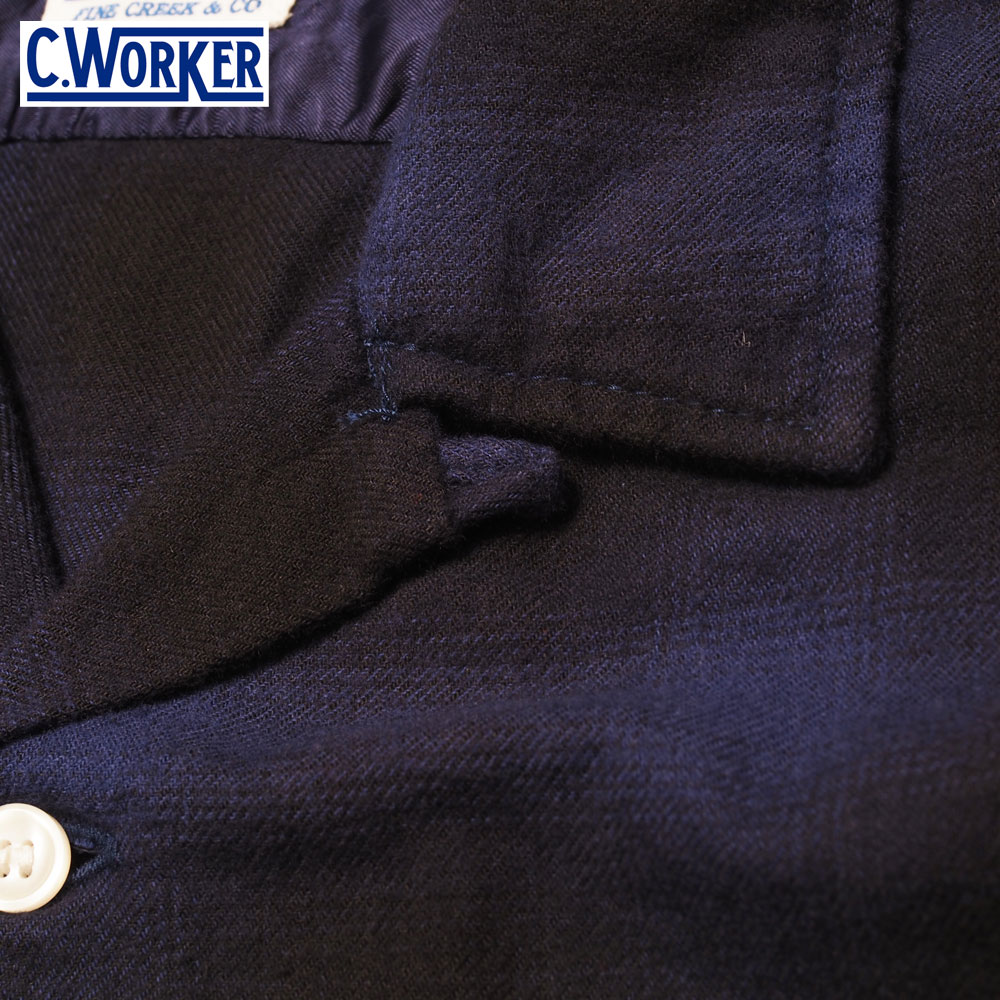 C WORKS シーワークス Bunker Hill / BLUE