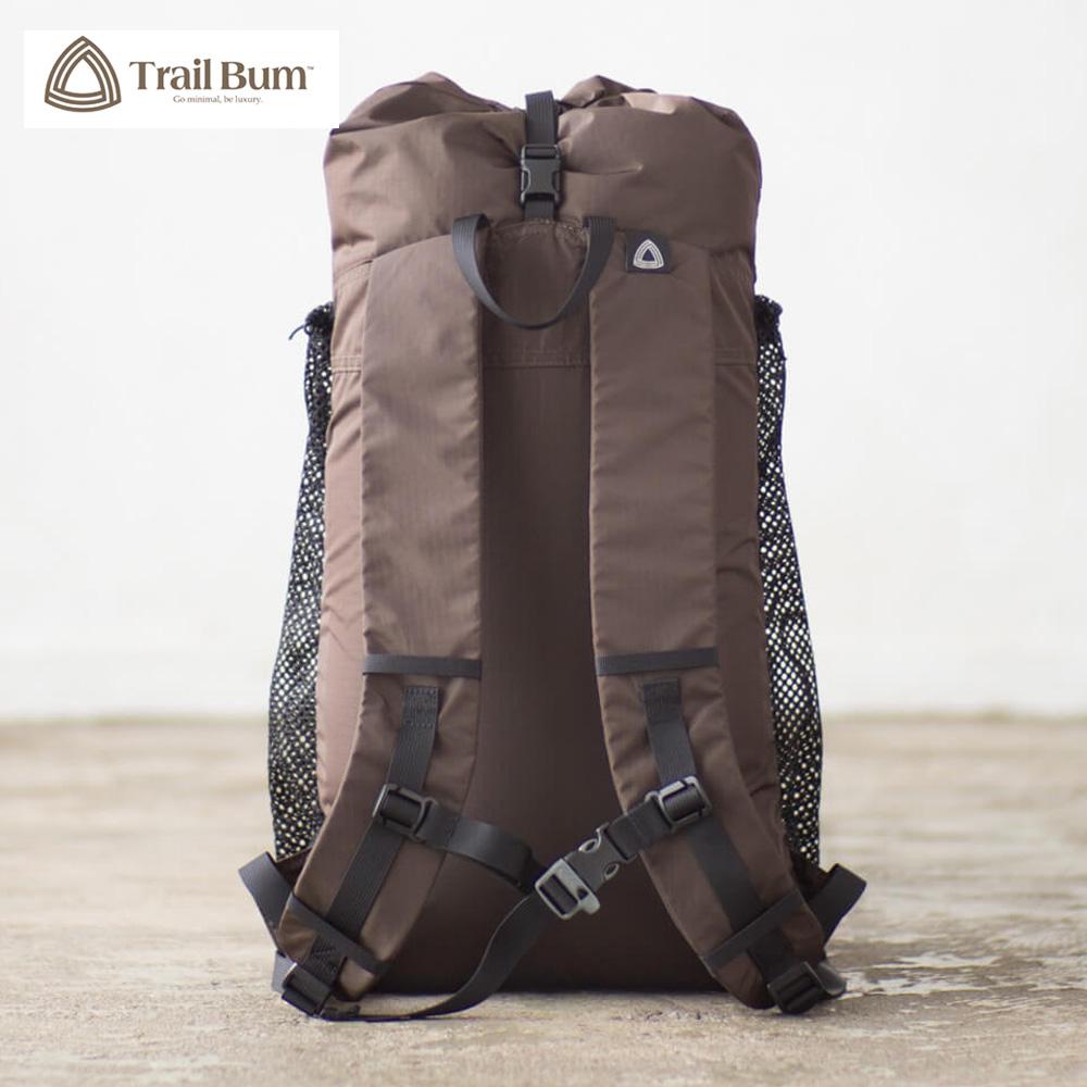 Trail Bum トレイルバム BIG TURTLE / BROWN