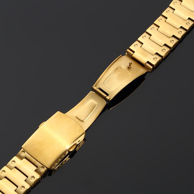 G-SHOCK DW6900シリーズ専用 カスタム メタルパーツ フルカスタム ゴールド 金属アフターパーツ Gショック 着せ替え おしゃれ ※時計本体は含まれません