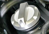 ドレイクオフロード製 エンジンオイルキャップ