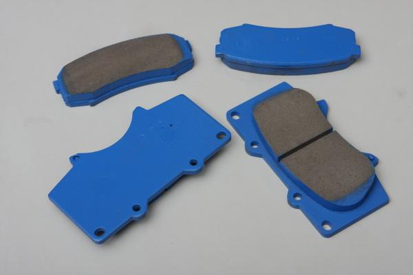 ランドクルーザー70/80 FJクルーザー  ハイラックスサーフ ランクルプラド70/90/120/150 リア オリジナル 低ダスト ブレーキパッド