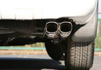 ハイラックスサーフ215 2TR用 ガナドール 右W角テールマフラー