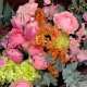 ギフトブーケ(カラー:ピンク系)