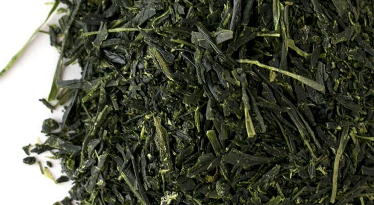 煎茶初山(100g袋入)・ くき茶花(100g袋入) 「A-107」