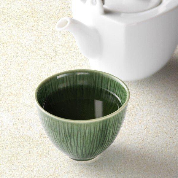 有機煎茶(100g袋入)・有機雁ヶ音(100g袋入)・有機玉露(50g袋入)「A-136」