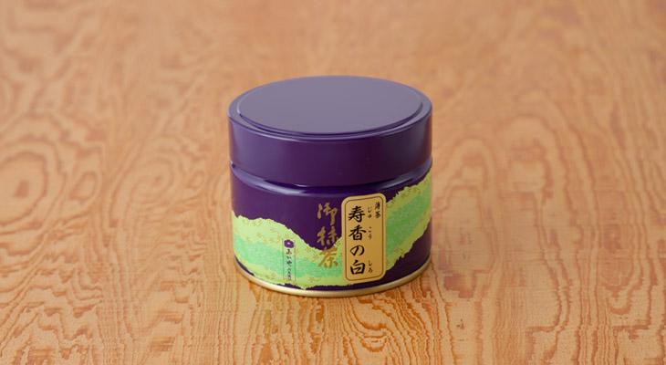 [薄茶] 寿香の白