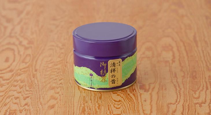 [濃茶] 清祥の昔