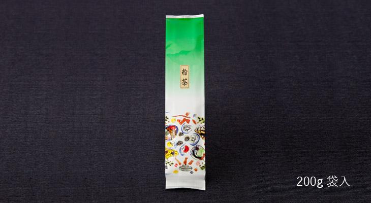 粉茶(200g袋入)(こちらの商品は終売いたしました。今後は徳用粉茶500gをお買い求めください)