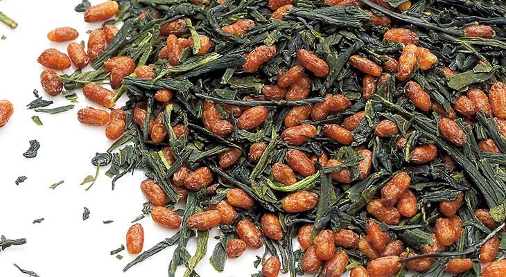 玄米茶(200g袋入)