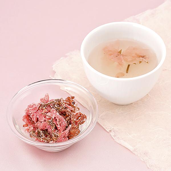 さくら茶(桜茶)