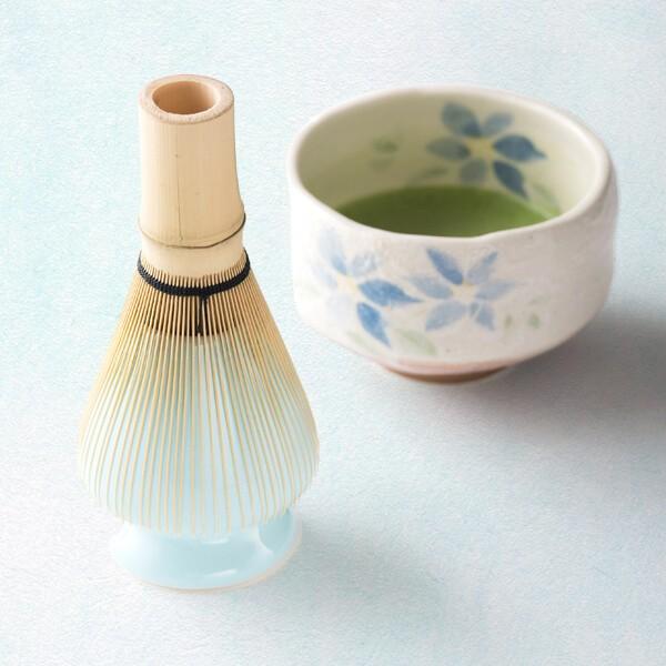 茶筅立て (茶道具セット 茶道 薄茶用 抹茶 ギフト 贈り物)