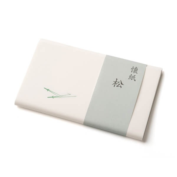 松 懐紙 (茶道具セット 茶道 薄茶用 抹茶 ギフト 贈り物)