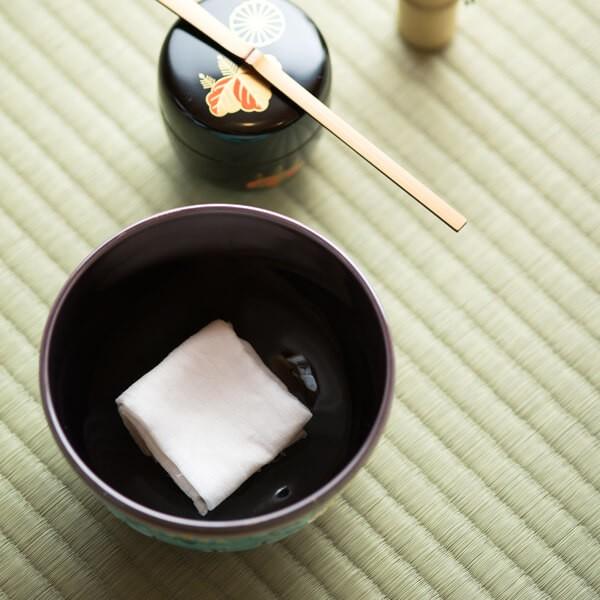 茶巾(片麻) (茶道具セット 茶道 薄茶用 抹茶 ギフト 贈り物)