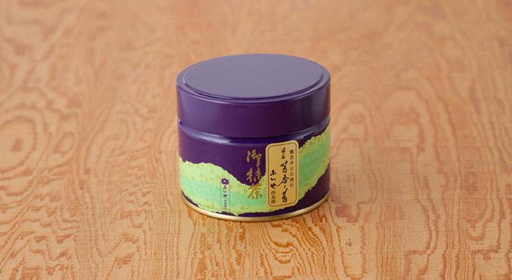 [濃茶] 芳香の昔