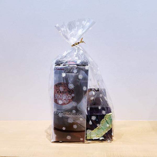 抹茶ラテ 手作りセット 抹茶のこんぺいとう付き(シェイカー、悠山30gセット、抹茶のこんぺいとう)