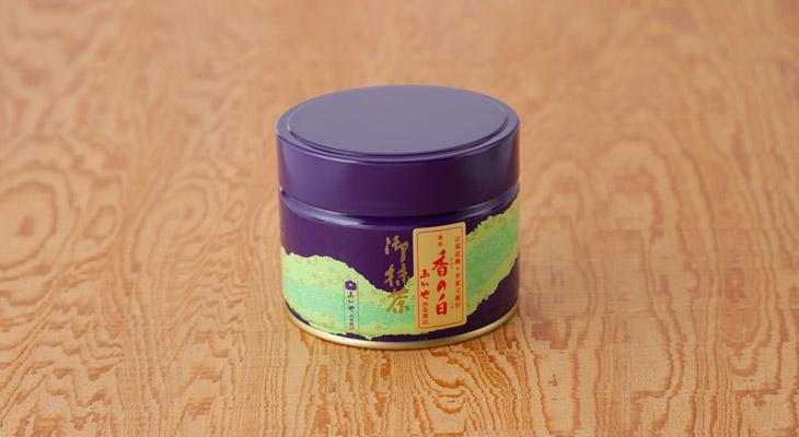 [薄茶] 香の白