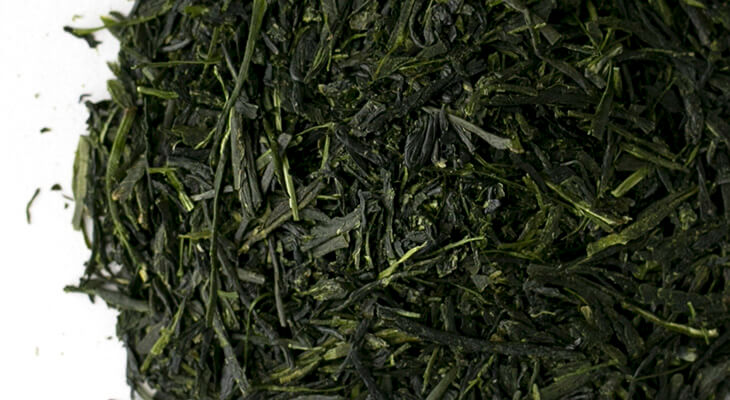 玉露松風・水出し煎茶・抹茶入くき茶・夏茶だより(特上煎茶)(100g袋入)・グリーンティー(200g袋入) O-40