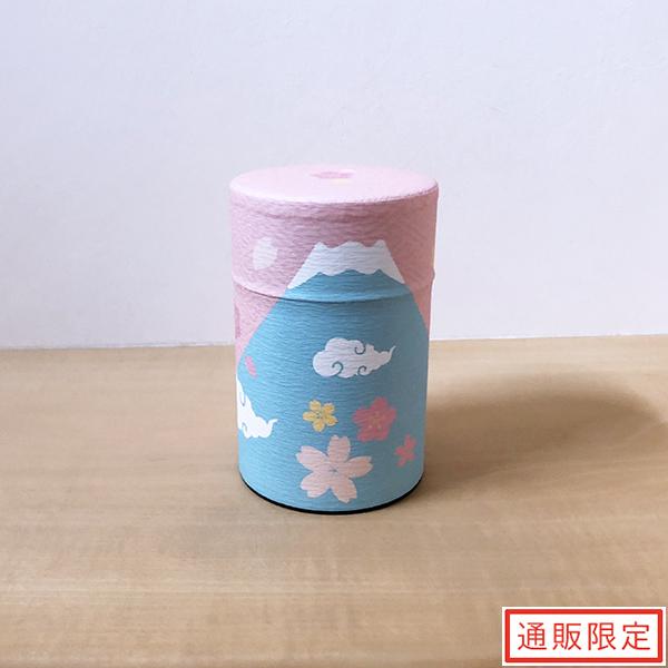上煎茶・かりがね(くき茶) 100g缶入 茶詰め合わせ(富士山缶 )