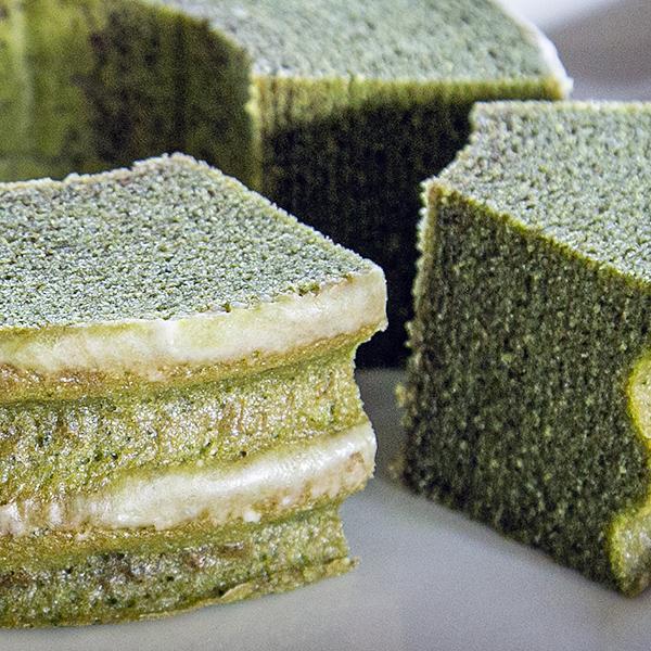 抹茶バウムクーヘンとお茶の詰合せ(4/13再販予定)