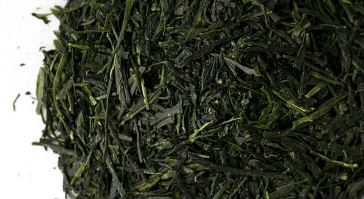 抹茶バウムクーヘンとお茶の詰合せ