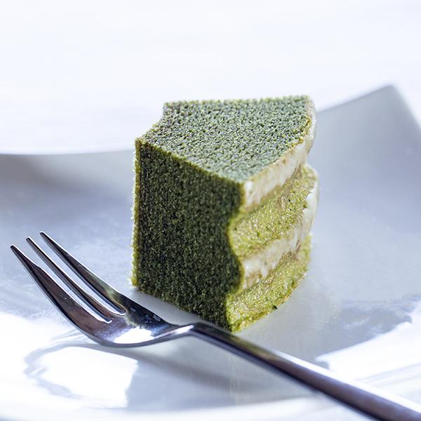 抹茶バウムクーヘン