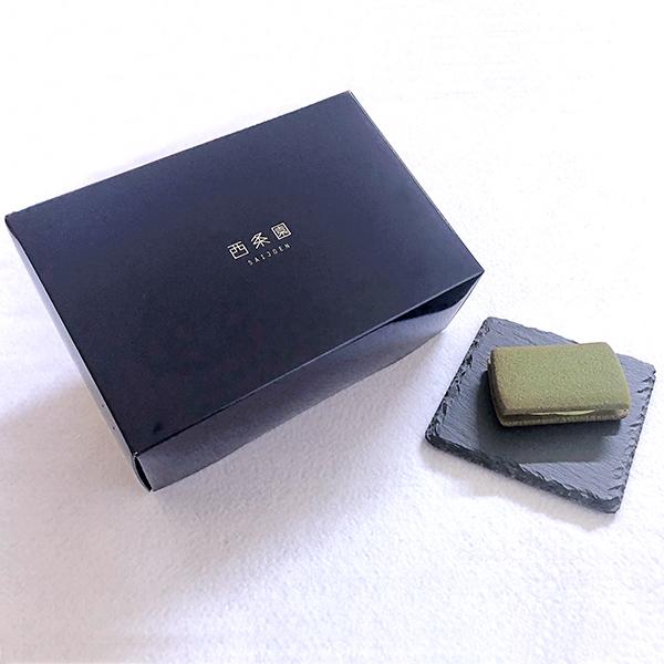 抹茶バターサンド(6個入)