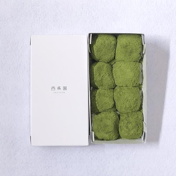 抹茶わらびもち(わらび餅 8個入)