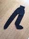 3次元 シルクパンツ 3分丈 10分丈 レギンス  オフホワイト ブラック ラサンテ 無縫製 ホールガーメント  スパッツ 日本製