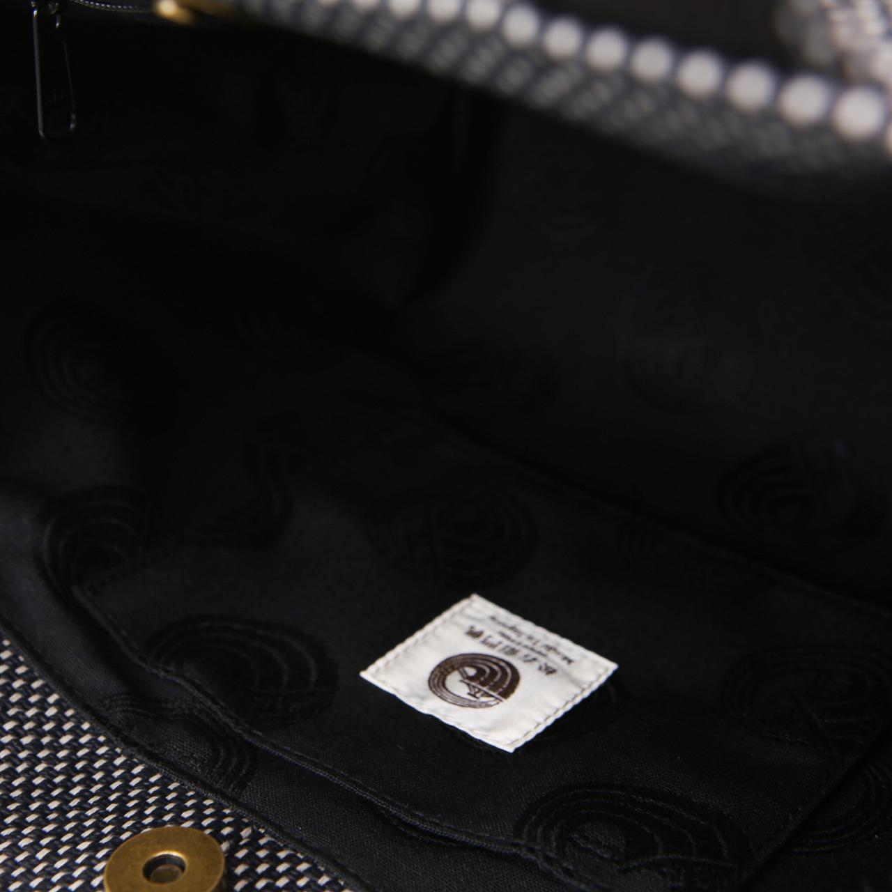 丸底トート PVCバッグ
