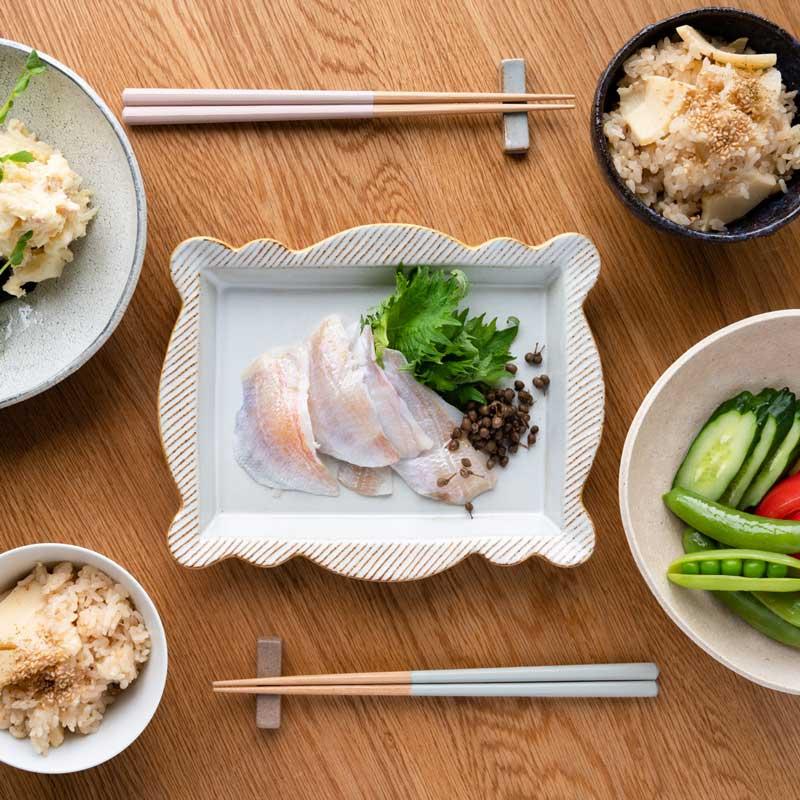食洗機対応箸 HASHIKURA SEASON01 18cm 子供用