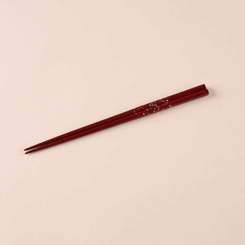桐箱夫婦 純金若狭 23.5cm/20.5cm