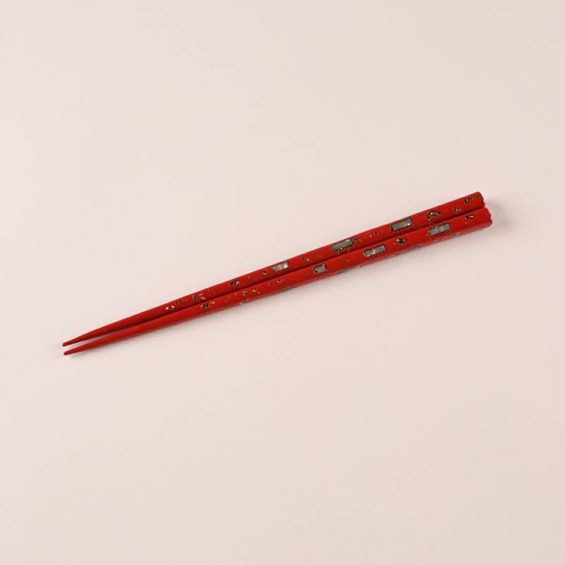 桐箱夫婦 置貝 23.5cm/20.5cm