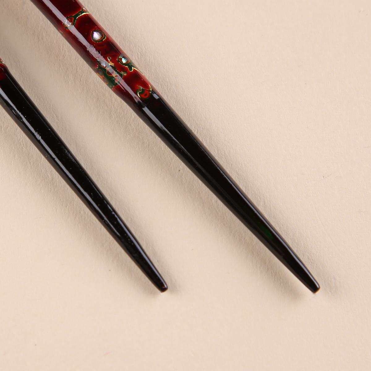 桐箱夫婦 花籠 23.5cm/20.5cm