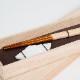 【アウトレット】ハレの箸 富士 シェル扇箸置付 ギフト箱付