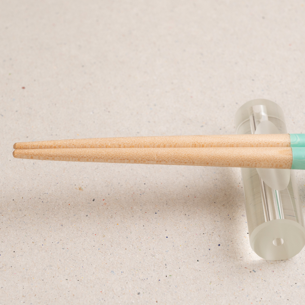 食洗機対応箸 FUSION cream 22.5cm