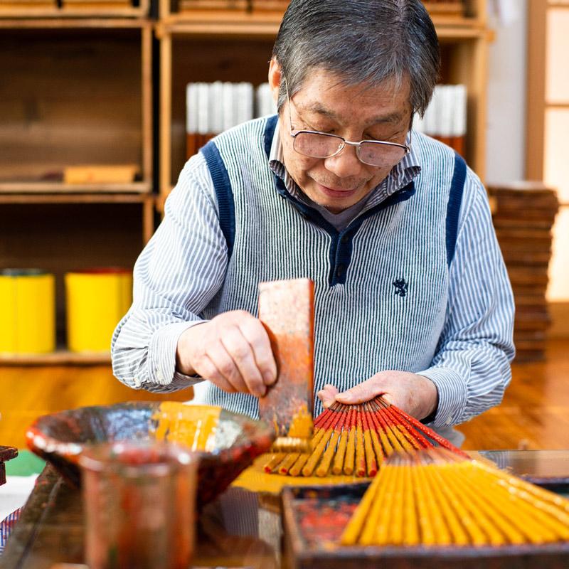 桐箱入 京錦 20.5cm