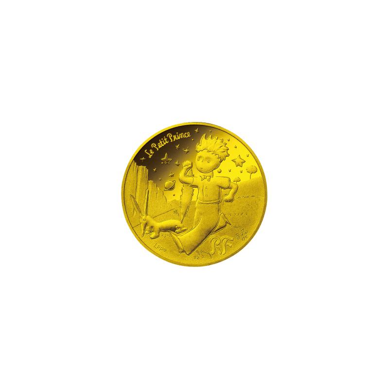 星の王子さま フランス版発刊75周年記念コイン E.金貨3種セット BCD