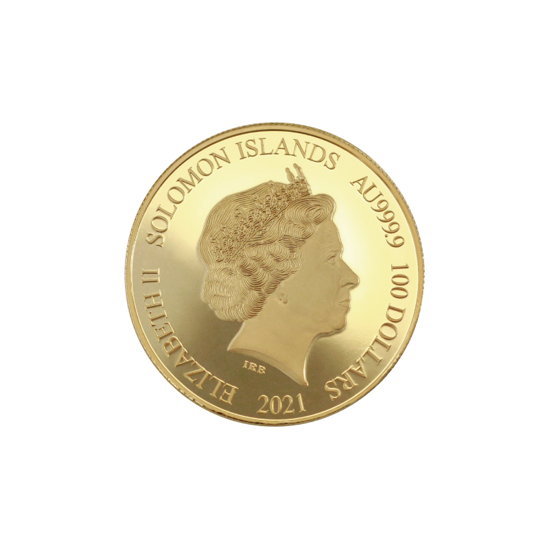 武田信玄公生誕500年記念純金貨