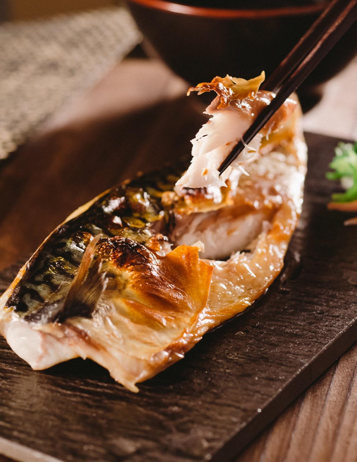 鯖の一枚焼き 4枚入