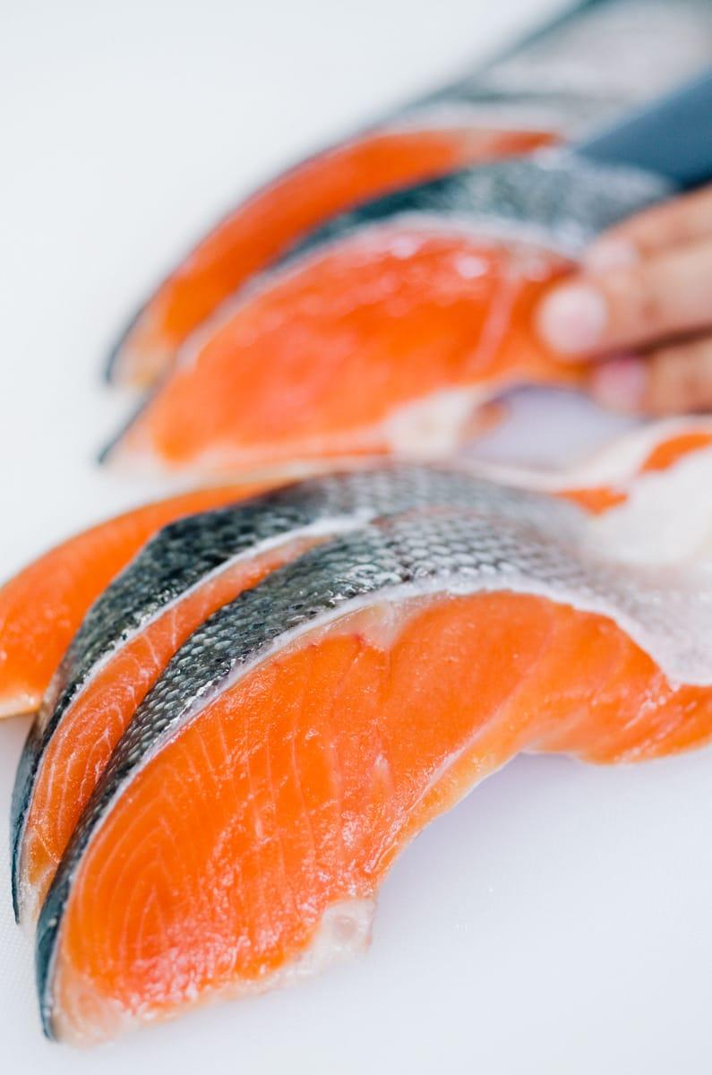 源熟®️ 銀鮭海塩