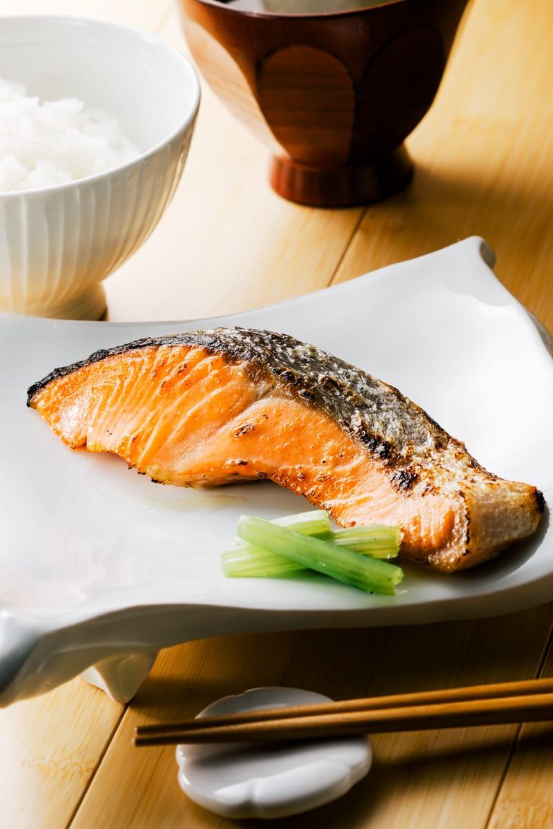 初回限定 源熟®️ 銀鮭海塩×1セット