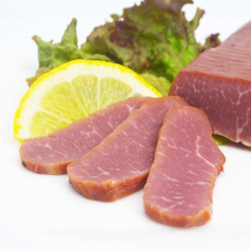 【期間限定・数量限定】ラムショートロインハム(2L)《冷凍》