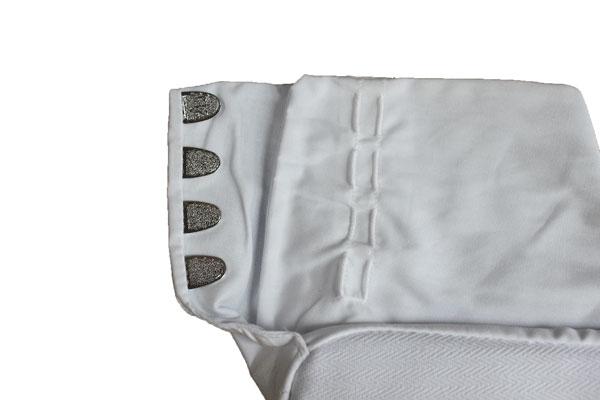 綿ブロード足袋[召]5004 21.5−27.0�