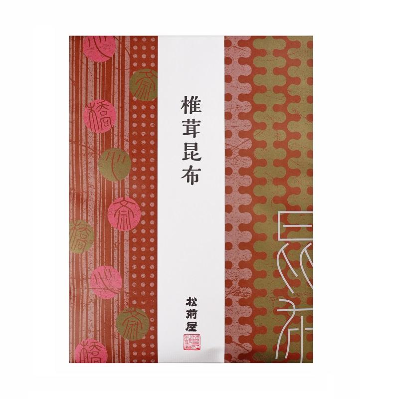 椎茸昆布(ギフト袋入り)
