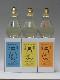 高垣酒造場 電球の酒 てんきゅう 180ml(白・ブルー・オレンジ3本セット)