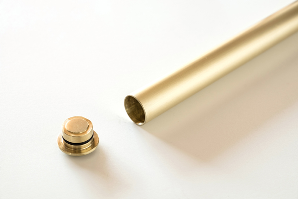 パイプブラケット小 パイプオーダー41cm〜