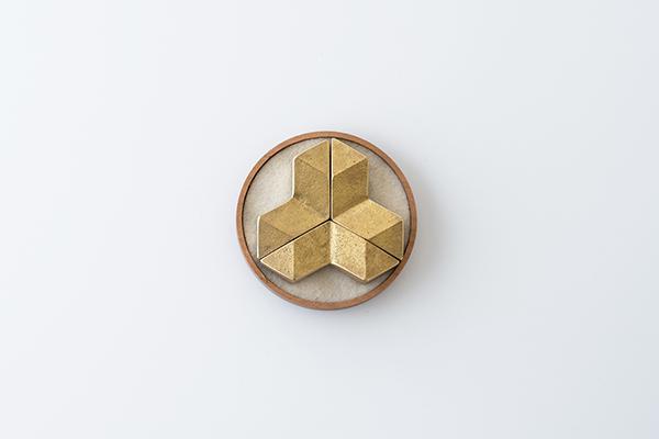 ◆箸置き 『結晶』