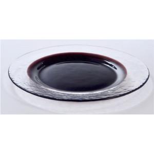 TSG015 ガラスリム27 クリア&ブラック